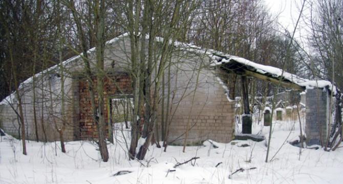 Balninkų miestelio griuvėsius tikimasi likviduoti