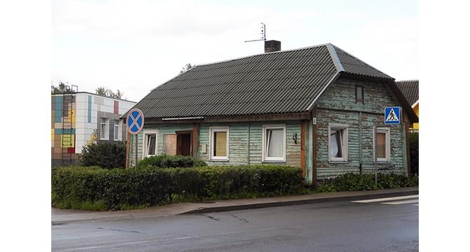 Prie centrinių nuotekų ir vandentiekio tinklų prijungti du savivaldybės namai