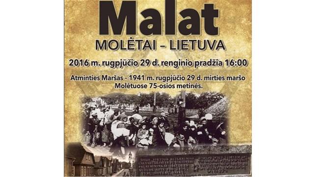Molėtų rajono savivaldybė ruošiasi Atminties maršui